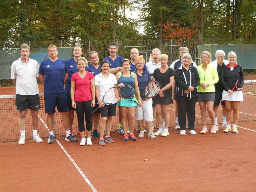 Tennis Hoisten